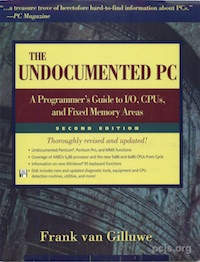 The Undocumented PC (2nd Edition)