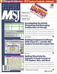 Microsoft Systems Journal, September 1994
