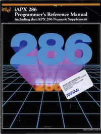 iAPX 286 Programmer Reference (1985)