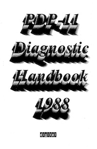 PDP-11 DIAGNOSTIC HANDBOOK (1988)