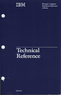 IBM 5150 Technical Reference (Apr 1983)