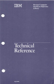 IBM 5150 Technical Reference (Aug 1981)