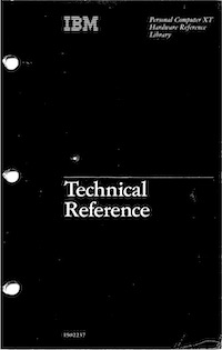IBM 5160 Technical Reference (April 1983)