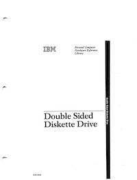 IBM 5170 Double-Sided Diskette Drive