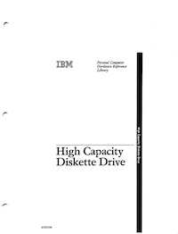 IBM 5170 High-Capacity Diskette Drive