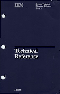 IBM 5170 (Models 319 and 339) Technical Reference, March 1986