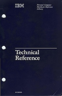 IBM 5170 (Model 239) Technical Reference, September 1985